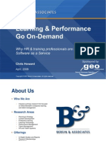 RP_Learning; Performance Go OnDemand_Why HR & amp; Training Professionals Are Flocking to Software as a Service_Chris Howard_GeoLearning_47pg