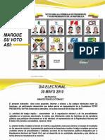 Instructivo Para Testigos Electorales Polo Democrático Alternativo