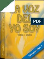 23. La Voz Del Yo Soy - Vol. 1