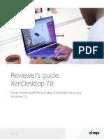 Xendesktop Reviewers Guide