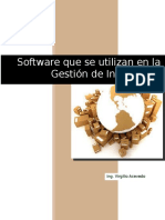 Software Gestion de Inventarios
