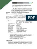 Inf. Nº 060- 2016 - Autorizacion de Gasto - Ccollpacucho