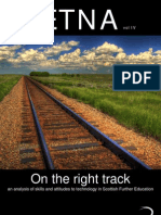RP_Etna Vol IV - On the Right Track - An Analysis of Skills and Attitudes to Technology in Scottish Further Education_JSC Regional Support Centre Scotland North & East 2010_123pg