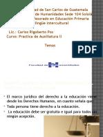 Presentación Lic Pos