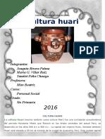 Cultura Huari - Monografia