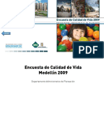 Libro ECV 2009