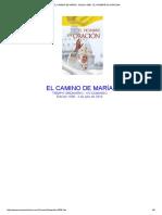 El Camino de Maria . El Hombre en Oracion -1