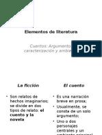 Elementos de literatura Col 2 - copia.ppt