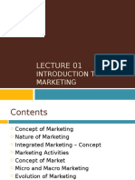 01_Introduction to Marketing