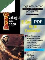La Confesion Sacramental