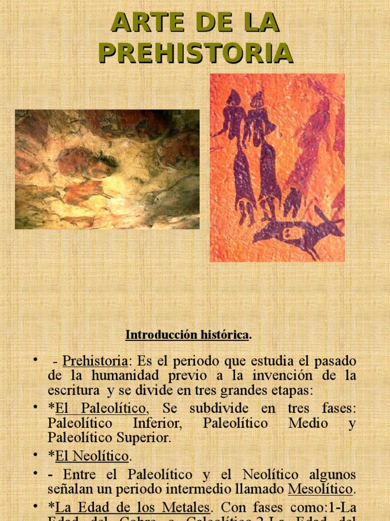 Arte Prehistoria (2) ppt