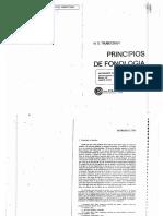 Trubetzkoy Principios Fonologia Introduccion Cap12