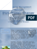 Structural Change a Cornejo 2007