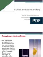 Balanceo Por Oxido-Reducción (Redox)