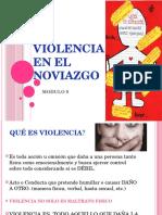 Violencia en El Noviazgo Mod. 9