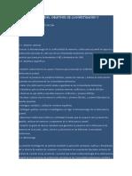 DELINCUENCIA JUVENIL.objetivos de La Investigacion