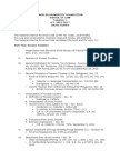 Tax 1 Course Outline