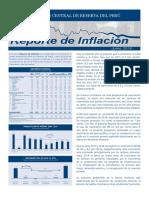 Reporte de Inflacion Junio 2016 Sintesis