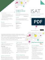 ISAT Brochure