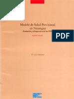 Modelo de Salud Previsional en Nicaragua