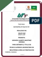 Portada y Carátula Tesina TSU(MODIFICADO)