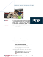 Diagnóstico e Intervención Clínica