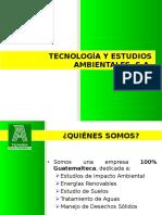 PRESENTACION MANEJO DESECHOS 2014.ppt