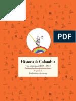 Historia de Colombia .captiulo01