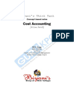 Cost Accounting B N Gaur
