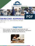 Unidad III - Derecho Administrativo Orgi