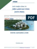 Ho So Nang Luc SAVA M&E (Full)