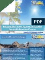 Study Abroad Ecuador