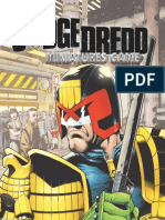 Judge Dredd Miniatures Game PDF