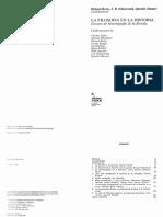 Richard Rorty, J. B. Schneewind, Quentin Skinner-La Filosofía en La Historia_ Ensayos de Historiografía de La Filosofía-Ediciones Paidos (1990)
