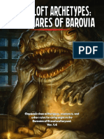 85257 Ravenloft Archetypes Nightmares of Barovia v1.4