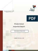 ADEC - First Lebanon Private School 2015 2016