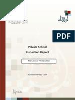 ADEC - First Lebanon Private School 2015 2016