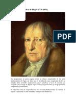 El Sistema Filosófico de Hegel (1)