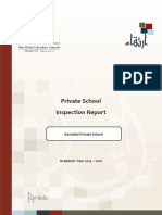 ADEC - Rawafed Private School 2015 2016