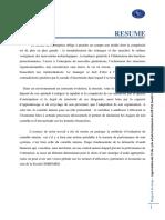 Appréciation Du Contrôle Interne Du Cycle Achats Fournisseurs SPAM Société SOREMED