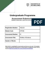 LD assessment