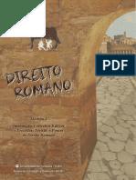 Direito Romano - Modulo 1 - Unifor