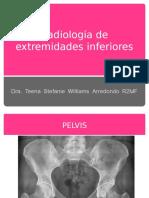Radiología de extremidades inferiores.pptx