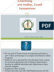 Texila ELearning E-learning Overview