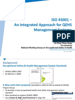 5-IsO 45001 - An Integrated Approach for QEHS Management Systems-Dr Peck