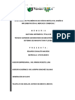 Tesis Apartarrayos polimericos de oxidos metalicos