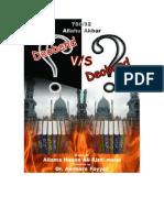 Deoband vs Deoband