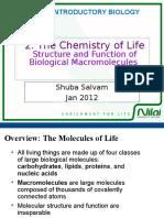 EB3107 2.3 Macromolecules