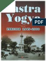 Sastra Yogya 1945-2000