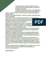Iona de Marin Sorescu-text